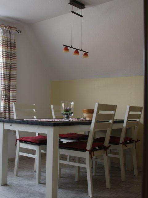 Küche ferienwohnung-hausrosengarten