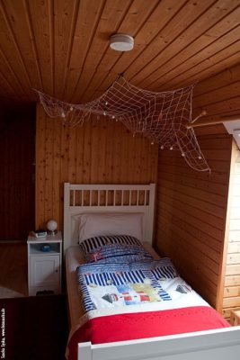 Schlafzimmer 3 ferienwohnung hausrosengarten