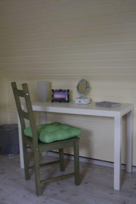 Schlafzimmer 2 ferienwohnung hausrosengarten