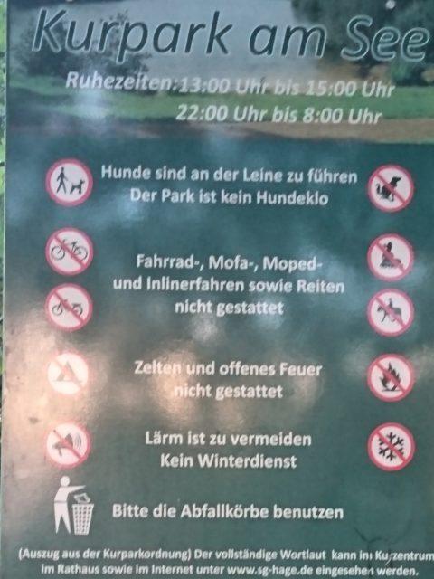 Ferienwohnung Hausrosengarten Hage Ostfriesland Hage