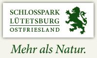 Ferienwohnung Hausrosengarten Hage Ostfriesland Schloß Lütetsburg